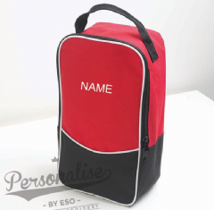 Personalised Team Shoe / Boot Bag LV984